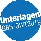 GWT 2019 - Unterlagen