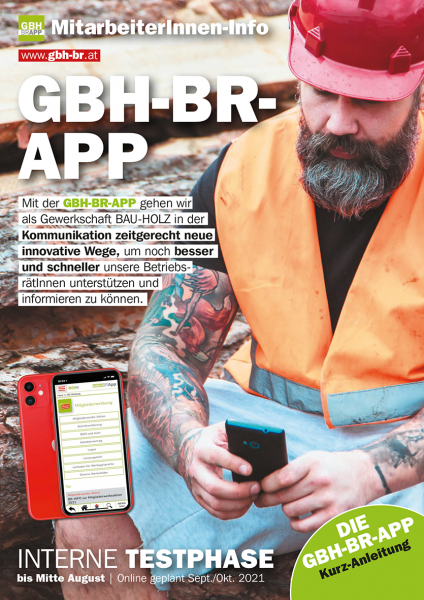 GBH-APP-Kurzanleitung